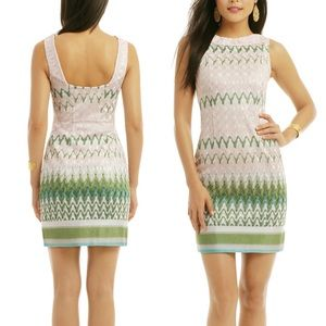 MISSONI Gelato Sheath Dress Sz 40